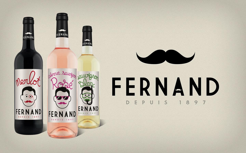 Fernand - Vins français