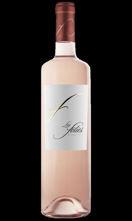 Les Folies par Marquis de Chasse - Bordeaux rosé