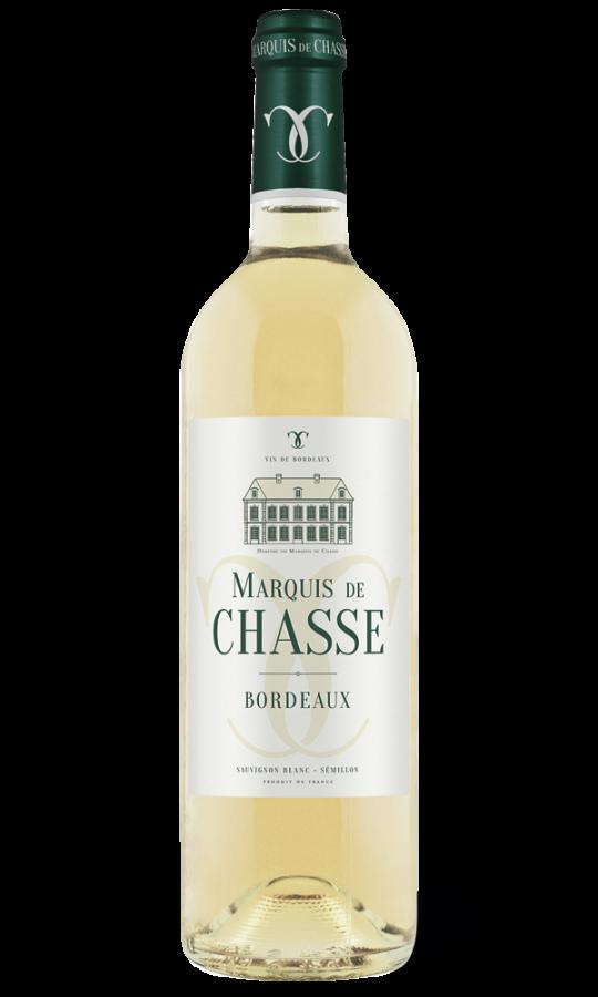 Marquis de Chasse Bordeaux Blanc