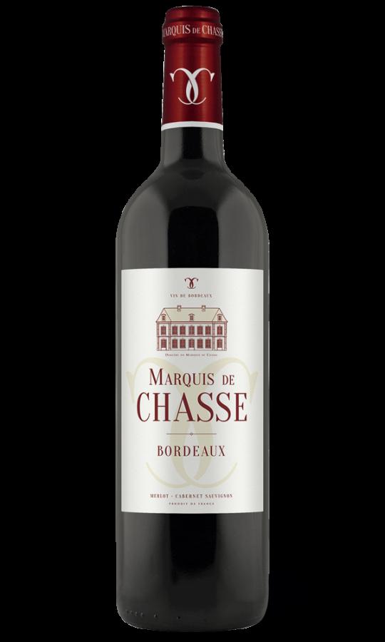 Marquis de Chasse Bordeaux Rouge