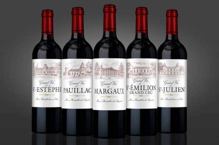 Collection Grandes Appellations