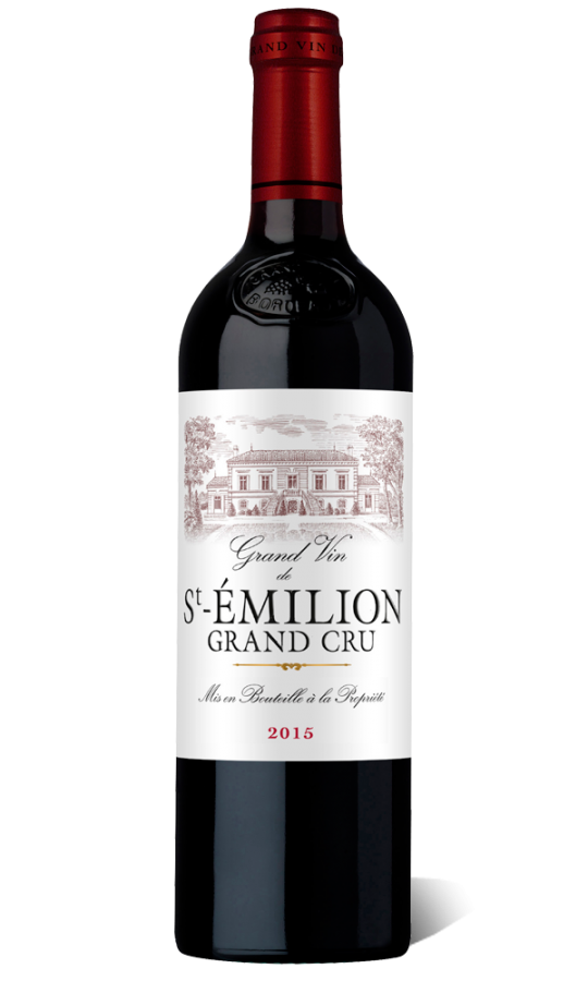 Saint-Émilion Grand Cru